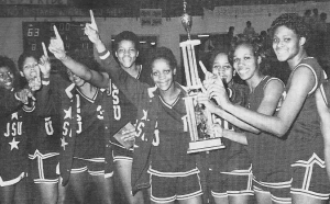 Jackson State- AIAW champions- 1972