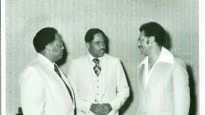 Casem, Robinson, Gordon -SWAC