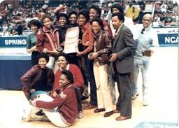 VIrginia Union Women's Team