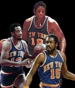 Reed, barnett,Monroe-NY Knicks 2