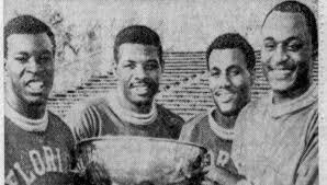 FAMU-James, Hazelton, Milton, Ashcroft-1966
