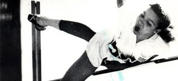 Mildred McDaniels, Tuskegee